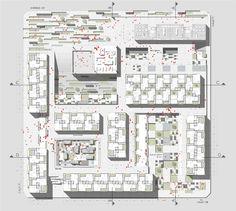 Galería de Tercer premio del Concurso Nacional CLARIN-SCA para estudiantes de arquitectura 2016 - 27