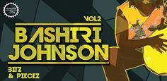 Enter the unique grooveland of legendary percussionist Bashiri Johnson and conjure worldly pulses with this second Earth-shattering installment of live percussion sounds from Industrial Strength Sa…