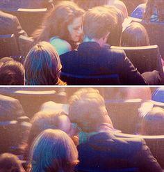Love Rob& Kristen · Rob + Kristen in their own little Bubble Not...