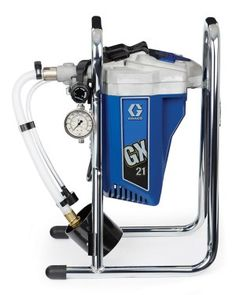 The No 1 Airless Paint Sprayer used by Professional Painters World Wide. Robust, portable, durable spray paint out of the bucket. Professional Painters, Paint Sprayers, 21st, Handle, Exterior, Painting, Heavy Machinery, Weights, Painting Art