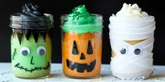 30 Halloween Mason Jars - Craft Ideas for Using Mason Jars for Halloween