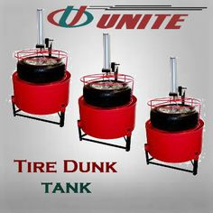 Tire Dunk Tank  $899.00 Dunk Tank, Tools, Accessories, Water Tank, Instruments, Jewelry Accessories