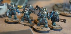 40k Hobby Blog: Sons of Horus