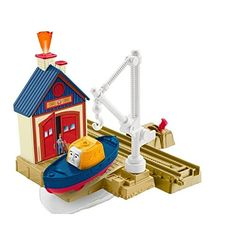 FisherPrice Thomas the Train TrackMaster Captain at the Rescue Center * Want to know more, click on the image.