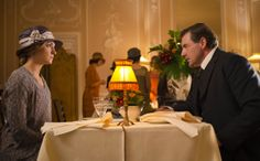 Bates and Anna in Downton Abbey Series 4, Part 5
