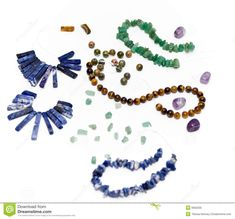 Making Jewelry - Download From Over 36 Million High Quality Stock Photos, Images, Vectors. Sign up for FREE today. Image: 6955356