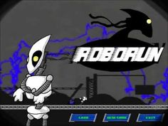 RoboRun: Run and Jump to Escape