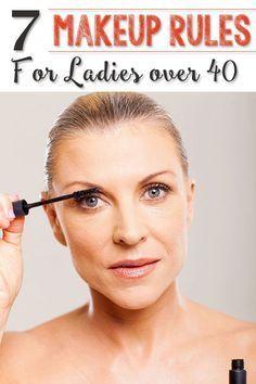 Best makeup for 40 skin