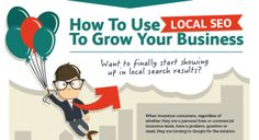 How to Use Local SEO to Grow Your Business Infographic Juntae DeLane