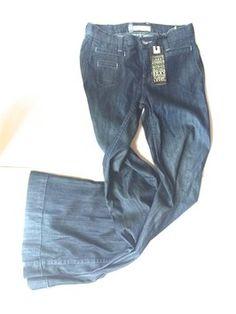 Flare Leg Jeans #LEVEL99 #BELL #BELLBOTTOMS #DENIM #SIZE25 #NEW