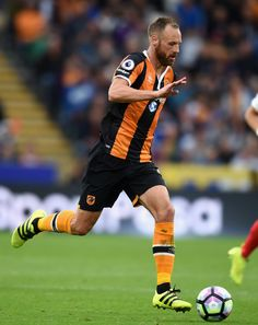 David Meyler of Hull City during the Premier League match between Hull City and…
