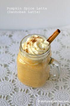 Pumpkin Spice Latte  (Danhobak Latte)