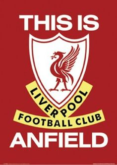 This is Anfield (Liverpool Football Club badge) - Liverpool Football Club