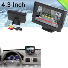 """Car LCD Monitor 4.3"""" Foldable Color LCD Monitor Car Reverse Rearview 4.3"""" Parking System LCD Monitor for Car Rear view Camera♦️ SMS - F A S H I O N 💢👉🏿 http://www.sms.hr/products/car-lcd-monitor-4-3-foldable-color-lcd-monitor-car-reverse-rearview-4-3-parking-system-lcd-monitor-for-car-rear-view-camera/ US $8.97    Folow @fashionbookface   Folow @salevenue   Folow @iphonealiexpress   ________________________________  @channingtatum @voguemagazine @shawnmendes @laudyacynthiabella…"""
