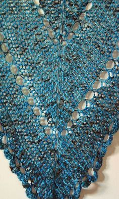 Loops I Did It Again Shawl By Creative Cia - Free Crochet Pattern - (ravelry)