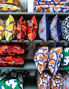 Nathalie Du Pasquier prints at Wrong for Hay African Interior Design, African Design, Afro, African Accessories, African Home Decor, Printed Cushions, African Fabric, African Prints, Soft Furnishings