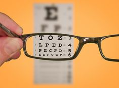 Thank Your Body: Improve your eyesight naturally