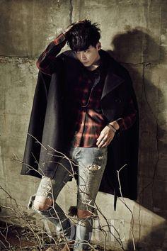 Lee Jong Suk for VOGUE