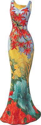 Benaya dress vase <3