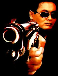 chow yun fat. Let bullets fly!