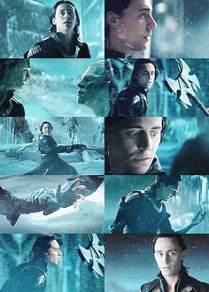 Loki of Asgard the Frost Giant and his dad Laufey. Description from pinterest.com. I searched for this on bing.com/images