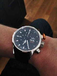 795d18697 Edox WRC Chronorally Chronograph, Omega Watch, Watches For Men, Clocks, Men,