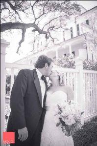 Charleston Wedding - Couples Portraits - Governor Thomas Bennett House - Molly Joseph Photography
