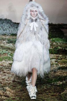Alexander McQueen Colección Otoño-Invierno 2.014/15