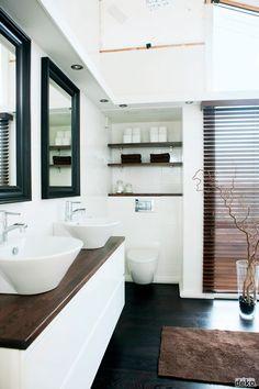 Hervorragend Badezimmer Gestalten Eleganten Und Modernen Stil | Kleine Badezimmer Design  | Pinterest