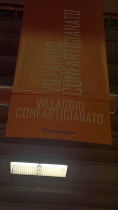 MecSpe Parma 17-19/3/2016. Villaggio Confartigianato