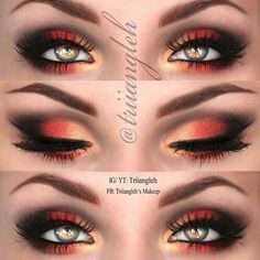 Eye makeup can easily enhance your beauty and make you look stunning. Find out just how to use make-up so that you may easily show off your eyes and impress. Uncover the top tips for applying make-up to your eyes. Makeup Eye Looks, Pretty Makeup, Love Makeup, Skin Makeup, Makeup Inspo, Eyeshadow Makeup, Makeup Art, Makeup Inspiration, Beauty Makeup
