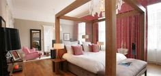 Georgian Suite - Tigerlily Hotel, Edinburgh