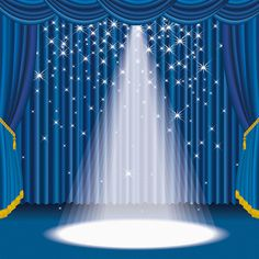 """Curtain Call: When it feels like the plans that we have for ourselves are no longer """"working"""" that is when we know that we are in His will for us. Stage Background, Studio Background Images, Background Clipart, Photo Background Images, Photo Backgrounds, Stage Curtains, Blue Curtains, Modern Curtains, Image Cinema"""
