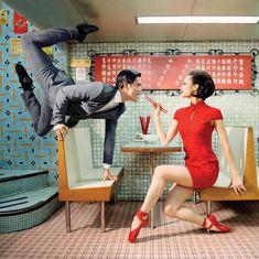 Hong Kong Ballet...