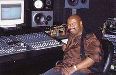 Bill Dickens - MASSIVE Mastering - STUDIO PHOTOS