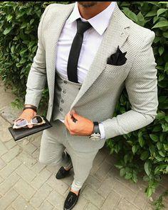 Mens Fashion Website MensFashionCategories is part of Gents suits - Indian Men Fashion, Mens Fashion Wear, Suit Fashion, Fashion Clothes, Dress Suits For Men, Men Dress, Gents Suits, Mens Fashion Website, Formal Men Outfit