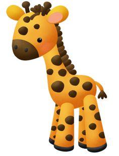 81 Best Clipart Giraffe Images Giraffe Clip Art Baby