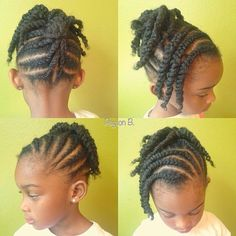 This might work for Niyah's hair