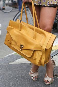 shoes & bag = love