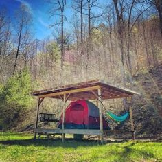 This Might Just Be The Most Beautiful Campground In All Of Kentucky - Trend Camping Fashion 2020 Camping Ideas, Camping Glamping, Camping Hacks, Outdoor Camping, Camping Checklist, Camping Storage, Backyard Camping, Camping Cabins, Tiny Cabins