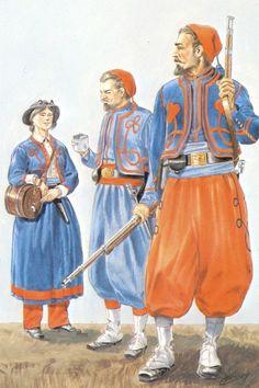 New York Zouave Regiments | Civil War Zouaves