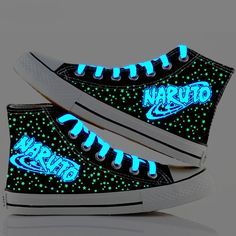 cc6a4862edd5 Anime Naruto Cosplay Canvas Shoes Halloween party Luminous boots   Price    39.00  amp
