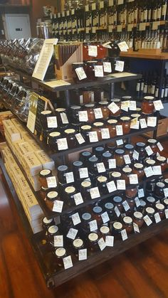Connecticut local jams at New Canaan Olive Oil.