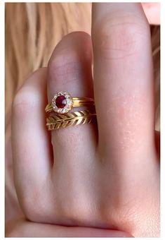 3 to 9 US 14K Gold 0.01 Ct Genuine Diamond Evil Eye Ring Fine Jewelry Size