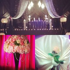 A couple of shots of some great decor done by our preferred vendor @artofthewedding! Loving the details in each set-up  great work!  If you are still looking for someone who can make your dream wedding set up come to life contact @artofthewedding! You can find full contact details on our website www.planshaadi.com. Don't forget to follow them on IG!