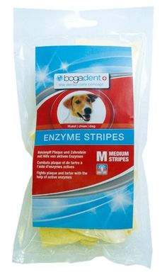 Bogadent Dental Enzyme Stripes Medium 100 Gr
