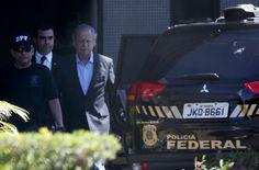 Brazil Prosecutors Charge Lula's Former Chief of Staff