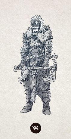 Art by Will Kirkby* • Blog/Website | (http://chamonkee.tumblr.com)    ★ || CHARACTER DESIGN REFERENCES™ (https://www.facebook.com/CharacterDesignReferences & https://www.pinterest.com/characterdesigh) • Love Character Design? Join the #CDChallenge (link→ https://www.facebook.com/groups/CharacterDesignChallenge) Share your unique vision of a theme, promote your art in a community of over 50.000 artists! || ★