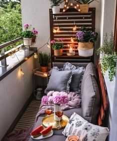 Balcony Furniture, Home Furniture, Outdoor Furniture Sets, Outdoor Decor, Small Balcony Design, Small Balcony Decor, Balcony Ideas, Diy Bedroom Decor, Diy Home Decor