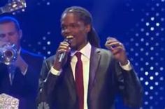 Landau Eugene Murphy Jr. What an awesome voice!  (America's Got Talent 2011).